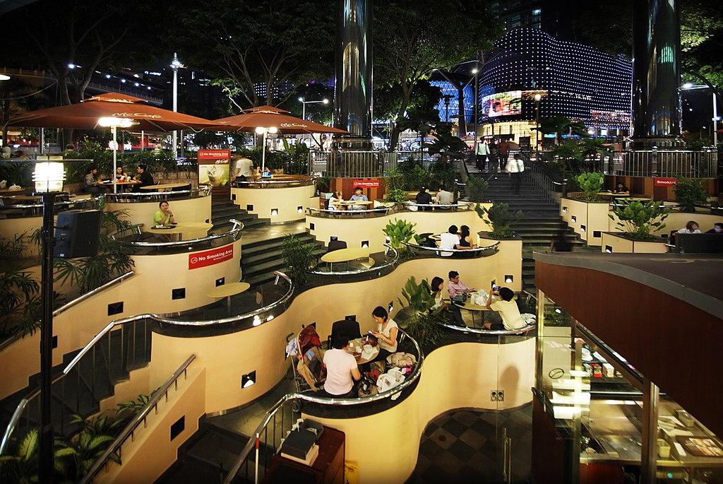 interesting places in singapore for dating