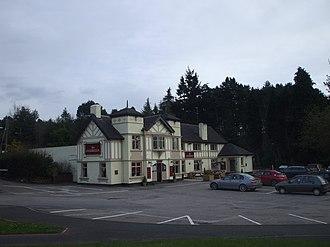Loggerheads, Staffordshire - The Loggerheads, Loggerheads