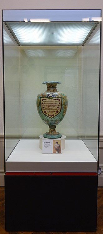 Williamson Art Gallery and Museum - The Mason Vase