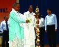 The Minister of State for Water Resources, River Development & Ganga Rejuvenation, Shri Sanwar Lal Jat lighting the lamp to launch the Pradhan Mantri Suraksha Bima Yojana, in Pudhucherry. The Chief Minister of Puducherry.jpg