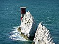 The Needles from the Old Battery, Isle of Wight - geograph.org.uk - 1714064.jpg