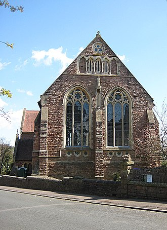Coleford, Gloucestershire - Image: The Parish Church of Coleford, Saint John the Evangelist geograph.org.uk 766948