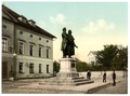The Schiller and Goethe Monument, Weimar, Thuringia, Germany-LCCN2002720791.tif
