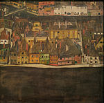 The Small Town II Egon Schiele.jpg