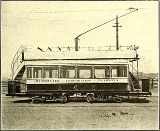 Manchester Corporation Tramways