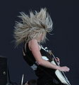 The Subways more than Charlotte Coopers hair at Frequency Festival (7845820630).jpg