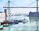 The Transporter Bridge in Marseille Albert Marquet (1918).jpg