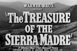 The Treasure of Sierra Madre Trailer Logo.png