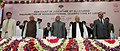 The Vice President, Shri M. Hamid Ansari at an event to mark the Sesquicentennial Celebrations of the High Court of Judicature of Allahabad, in Lucknow.jpg