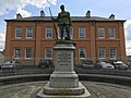 The War Memorial and stone seat.jpg