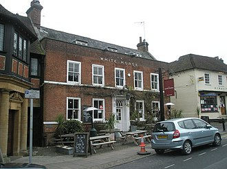 Haslemere - The White Horse