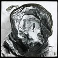 The meteorologist with an ice-mask (Australasian Antarctic Expedition, 1911-1914) (6173948894).jpg