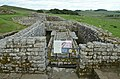 The public Latrines, Housesteads Roman Fort (Vercovicium) (43848567594).jpg