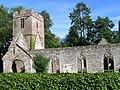 The ruined church of St. John the Baptist, Llanwarne - geograph.org.uk - 951612.jpg