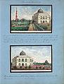 The tomb of Mohammad Quli Khan, brother of Adham Khan, Metcalfe album, 1843.jpg
