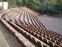 Οι ατομικές κερκίδες του θεάτρου