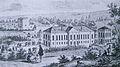 Thermalbad Munneref Litografie Karl Rosbach 1853.jpg