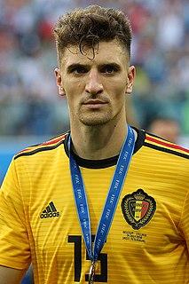 Thomas Meunier Belgian footballer