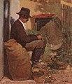 Thorma, János - Peasant Shelling Peas (ca1910).jpg