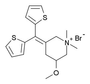 Timepidium bromide - Image: Timepidium Bromide