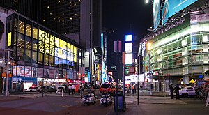 Times Square closed due to bomb scare