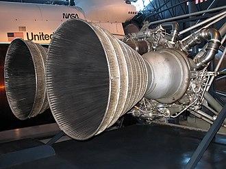 LR-87 - XLR87 Rocket Engine