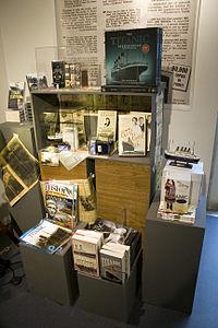 Titanic memorabilia 2012.jpg