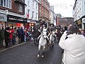 Tiverton , Tiverton Boxing Day 2006 - geograph.org.uk - 1133349.jpg