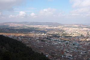 Banu Ifran -  Tlemcen, a capital of  Banu Ifran