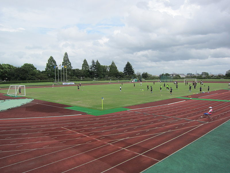ファイル:Tochigishi Stadium 2.JPG