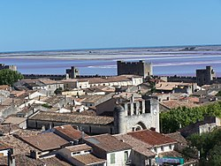 Panorama di Aigues-Mortes