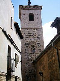 Torre de la iglesia de San Bartolomé