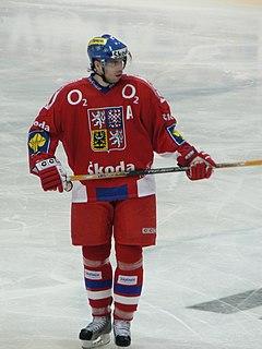 Tomáš Žižka Czech ice hockey player