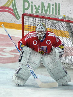 Tomáš Duba Czech ice hockey player