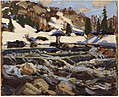 Tom Thomson, Rapids, 1917.jpg