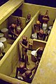 Tomb model of an Egyptian Brewery and Bakery Dynasty 11 2009-1998 BCE (1313214920).jpg