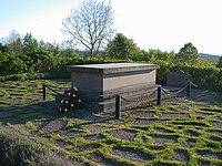 Tomb of Verner von Heidenstam Sweden.JPG