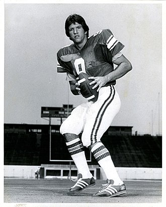 "Minnesota Vikings - ""Two-minute"" Tommy Kramer (1977–1989)"