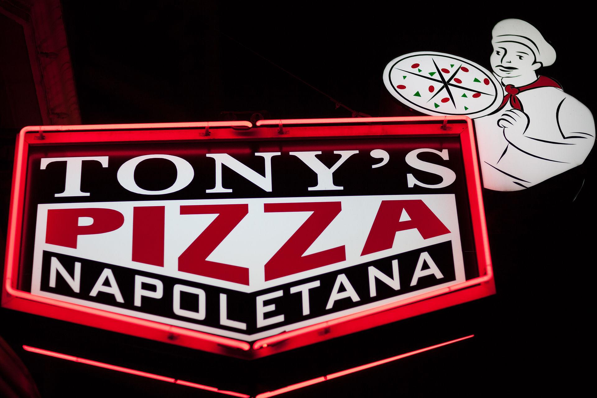 Tony S Pizza Cafe Rahway Nj