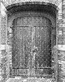 Toren west-zijde ingangsdetail - Katwijk aan Zee - 20124296 - RCE.jpg