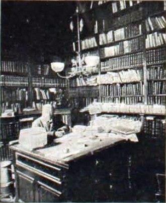 José Toribio Medina - José Toribio Medina in 1909