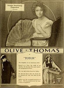 olive thomas wikipedia