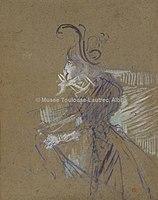 Toulouse-Lautrec - SKATING PROFESSIONNAL BEAUTY, 1896, MTL.192.jpg