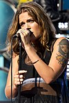 "Tove Lo performing ""Habits (Stay High)"" in 2014"