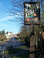 Tovil Village Sign - geograph.org.uk - 1135832.jpg