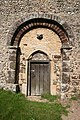 Tower Arch, St Andrew's church, Little Snoring, Norfolk - geograph.org.uk - 556765.jpg