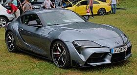 Toyota Supra 2016 >> Toyota Supra Wikipedia