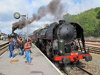 Trains vapeur au depart Longueville.jpg