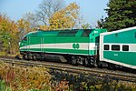 Trainspotting GO train -440 headed by MPI MP40PH-3C - 651 (8123549484).jpg