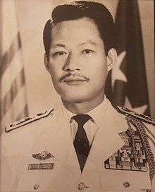 Tran Van Minh VNAF 1974 Major General Portrait.jpg